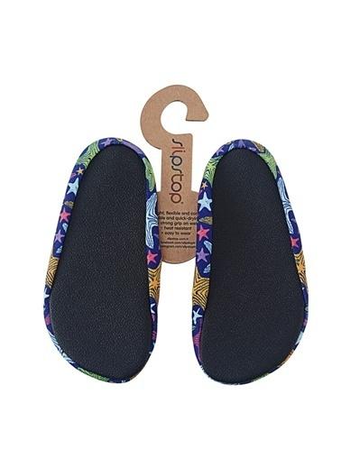Slipstop Slipstop Starfish Junior Ev Ayakkabısı Renkli